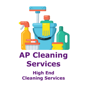 AP Cleaning Services Company Logo -Testimonial