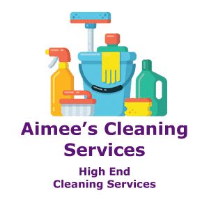 Aimee Cleaning Services Company Logo - Testimonial