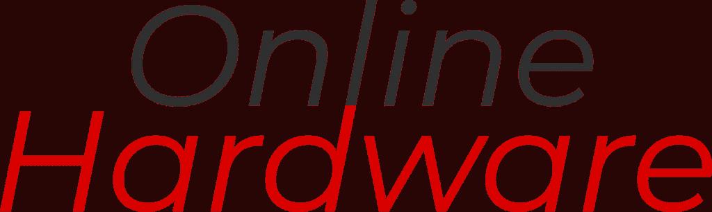 Online Hardware Logo